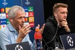 Borussia Dortmund - Barcelona live in TV & Live-Stream sehen