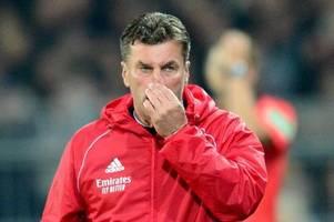 HSV-Trainer bleibt nach Niederlage gegen St. Pauli ruhig