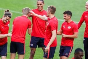 RB Leipzig will bei Benfica auf der großen Bühne glänzen