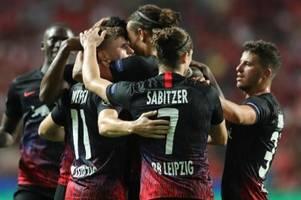 Werner mit Doppelpack - Leipzig startet mit 2:1-Sieg in Königsklasse