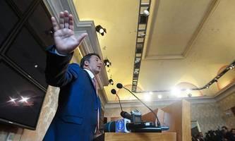 In Italien droht die Spaltung der Demokratischen Partei