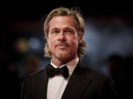 Brad Pitt im Interview: Wir Männer unterdrücken unsere Selbstzweifel