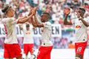 Champions League im Live-Stream  - So sehen Sie Benfica Lissabon - RB Leipzig live im Internet