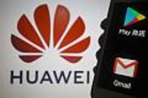 "Präsentation am 19. September - Huawei Mate 30: Kommt das erste China-Handy ohne ""echtes"" Android?"