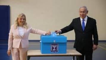 Parlamentswahl in Israel beginnt mit hoher Beteiligung