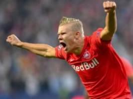 Champions League: Der große Abend des Erling Braut Haland