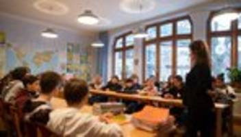 einschulung: immer mehr kinder und jugendliche besuchen waldorfschulen