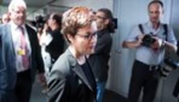 Asyl: Anklage gegen ehemaliger Bremer Bamf-Chefin erhoben