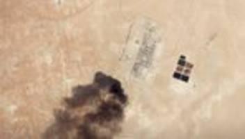 Saudi-Arabien: Mike Pompeo trifft sich mit saudischen Kronprinz