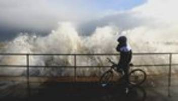 Klimawandel: Sturmfluten mit Starkregen könnten in Europa häufiger werden