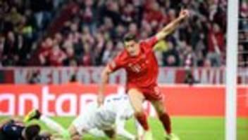 Champions League: Bayern München siegt gegen Roter Stern Belgrad