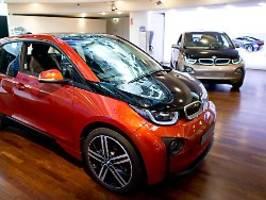 Produktion läuft vorerst weiter: i3 von BMW erhält keinen Nachfolger