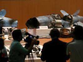 Raketen-Trümmer als Beleg: Auch Saudi-Arabien bezichtigt nun den Iran