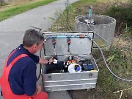 Viel zu hohe Nitratwerte: Großteil des Grundwassers ist belastet
