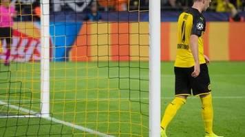 Champions League: BVB trauert den vielen Chancen gegen Barça nach