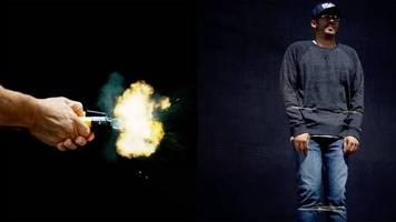 Bola Wrap: Zu viele Taser-Tote: Polizei testet neue Lasso-Waffe