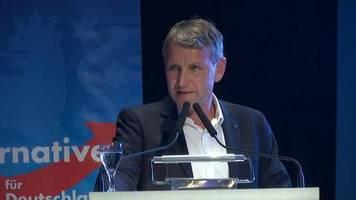 Video: Björn Höcke fordert direkte Demokratie