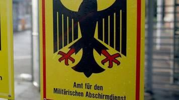 «Spiegel-Bericht»: 50 neue rechtsextreme Verdachtsfälle in der Bundeswehr
