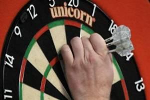 Champions League: Darts: Van Gerwen, Smith und Anderson gegeneinander
