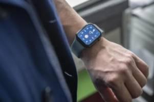 Series 5: Die neue Apple Watch ist allzeit bereit