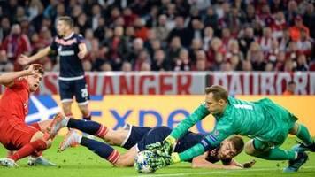 Champions League: Bayern-Start mit Pflichtsieg - Chancenwucher gegen Belgrad