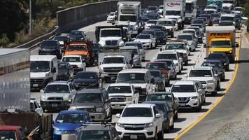 Klimawandel: Trump-Regierung will Kalifornien Sonderrrechte für den Umweltschutz streichen