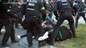 Studie zu Polizeigewalt: Vorfälle im Promillebereich? Reales Problem? Auf jeden Fall: Misstrauen in den Rechtsstaat