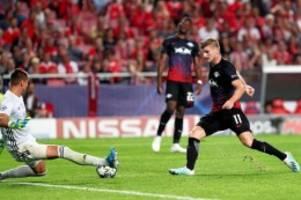 Internationaler Fussball: Werner und Leipzig zeigen eine reife Leistung