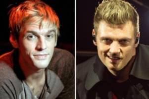 Drogenkonsum: Nick Carter will Kontaktverbot für Bruder Aaron