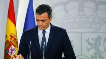Video: Spanier sollen noch einmal wählen