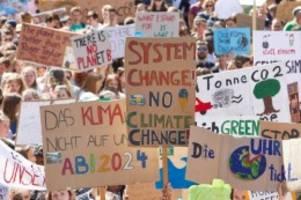demonstrationen: fridays for future-klimastreik: tausende teilnehmer erwartet