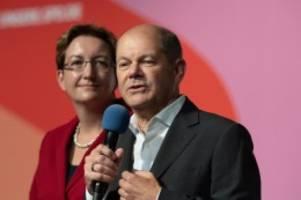 Parteien: Regionalkonferenz zum SPD-Vorsitz in Hamburg