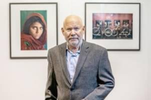 Ausstellung in Hamburg: Star-Fotograf McCurry: Seine Fotos kosten bis zu 40.000 Euro