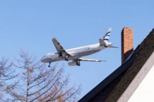 Prozesse: Streit um Fluglärm: Gericht weist Klage zweier Bürger ab