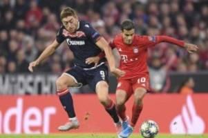 Champions League: FC Bayern: Coutinho überzeugt beim Pflichtsieg