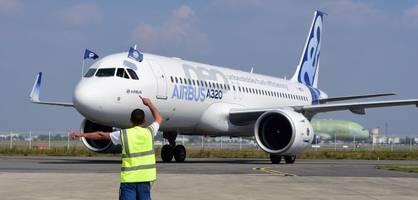 Airbus erwartet Verdoppelung der globalen Flugzeugflotte