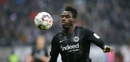 Frankfurt-Profi Danny da Costa verklagt seine Mutter