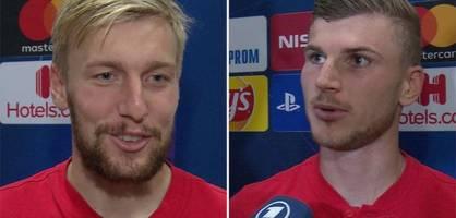 RB Leipzig startet mit Sieg bei Benfica Lissabon