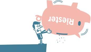 kostenexplosion: riester-sparer müssen oft mehrfach zahlen