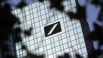 Anleihehandel: Bericht: EZB prüft Verfahren gegen Deutsche Bank