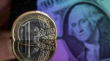 Euro/Dollar : Euro verteidigt die Marke von 1,10 US-Dollar deutlich