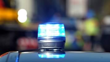 Zu spät gebremst: Unfall mit sieben Verletzten