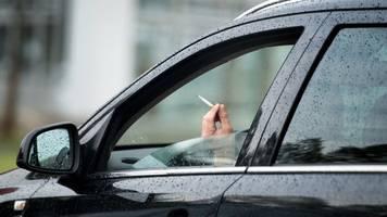Auch Bayern für Rauchverbot beim Fahren mit Kindern