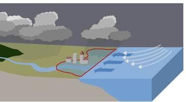 Studie: Bestimmte Flutereignisse könnten im Norden häufiger werden