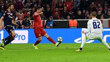 Champions League: FC Bayern gewinnt ohne Glanz gegen Belgrad