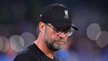 Champions League: Klopp nach Liverpool-Pleite genervt