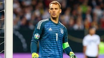 FC Bayern-Torwart Manuel Neuer beschäftigt sich mit DFB-Rücktritt nach EM 2020