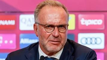 Wegen Manuel Neuer: Bayern-Boss Karl-Heinz Rummenigge attackiert DFB