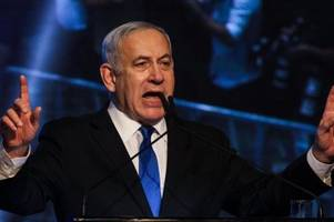 wahl in israel: keine mehrheit für netanjahu oder gantz