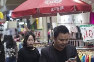 Chinas Wirtschaft lahmt - und lähmt die ganze Welt